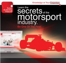 Swiss eLearning Institute Motorsport Management course