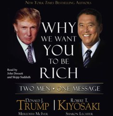 Donald Trump and Robert Kiyosaki believe in network marketing
