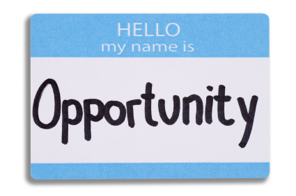 Opportunity knocks. Should you answer it? | Source: mcauleyfreelancewriting.com