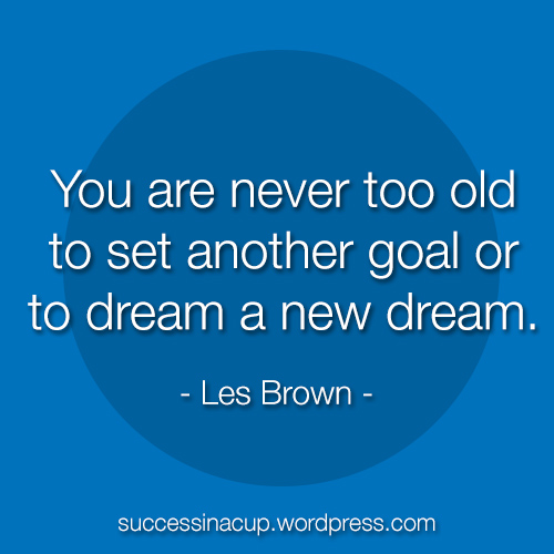 10 les brown motivational quotes every networker can